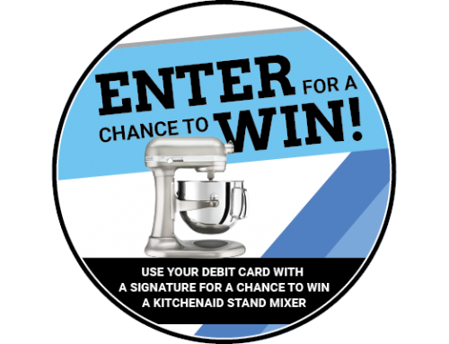 Signature-Based Debit Card Contest