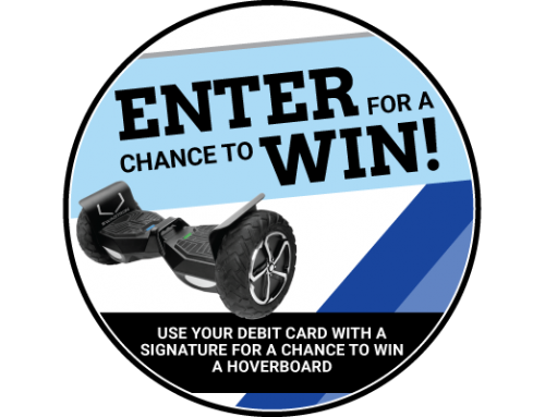 Win a Hoverboard